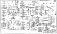 Stromberg NA-Y9E carburettor schematic diagram showing all parts numbered