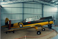 CAC CA-6 Wackett A3-22 on display at Moorabbin Air Museum