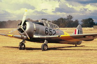 CAC Wirraway